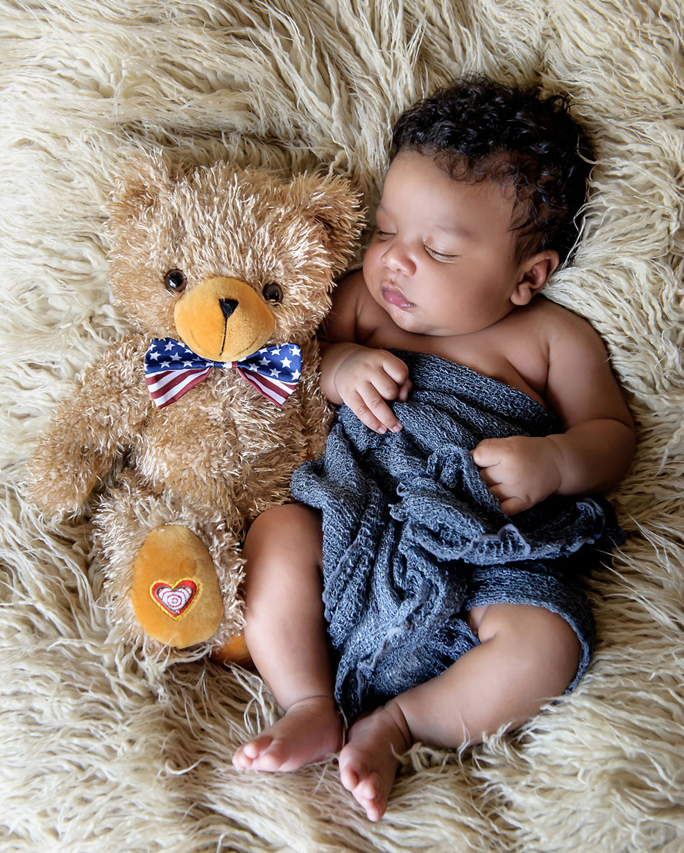 Ultrasound And Heartbeat Bear Packages Expecting Miracles Llc